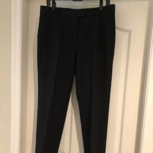 Brooks Brothers Tollegno 1900 Pants Black Sz 10
